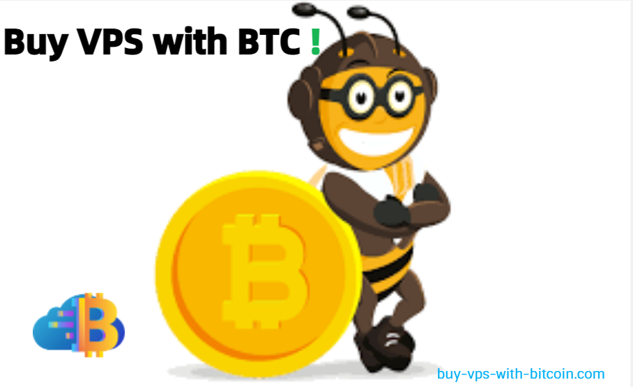 Buy VPS with BTC